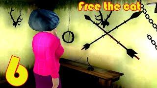 Scary Teacher 3D - Gamęplay Walkthrough Part 6 - FREE THE CAT (Android, iOS)