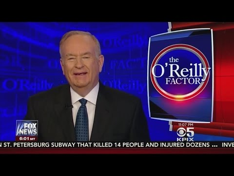 Bill O'Reilly Loses Spot On Fox News