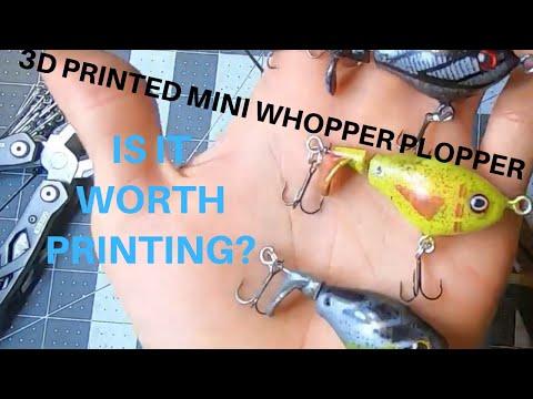 3d-printed-mini-whopper-plopper-fishing-lure-test