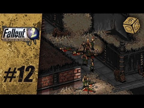 This is how you free Vic from Metzger! - Let's Play Fallout 2 #12