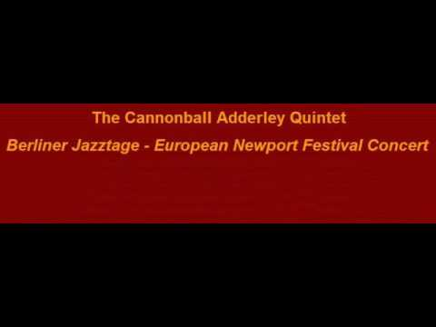Black Messiah Part 2 - Berlin, Live 1972 - Cannonball Adderley / George Duke