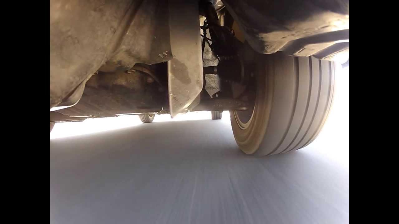 2001 Nissan Maxima Front Driver Side Suspension Noises