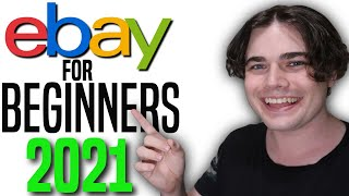 How To Sell on eBay For Beginners (2021 Step by Step Guide) screenshot 1