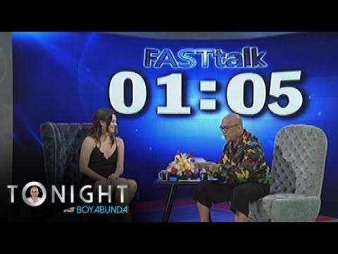 TWBA: Fast Talk with Cora Waddell