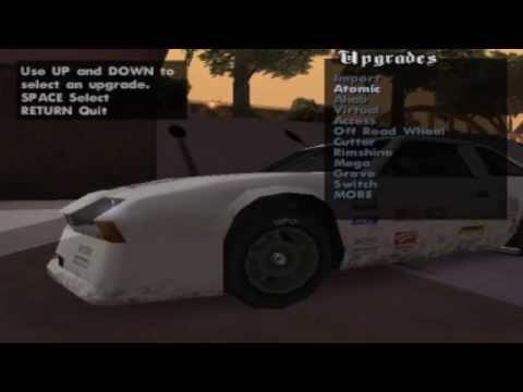 [Hướng Dẫn ] Cách MOD Độ Xe GTA-SA