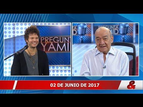 Pregunta Yamid: Andrés Cabas, Cantante colombiano