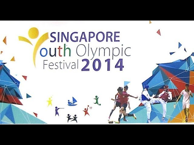 3rd S'poreYouth Olympic Festival 2014 (Demo)