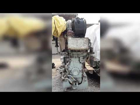 Niigata 6L20AX Complete Engine and Spares for Sale by Alang Machineries and Equipment Services