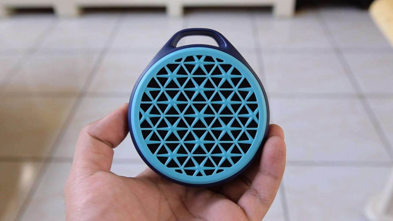 Logitech X50 Bluetooth Speaker Review + Sound Test!