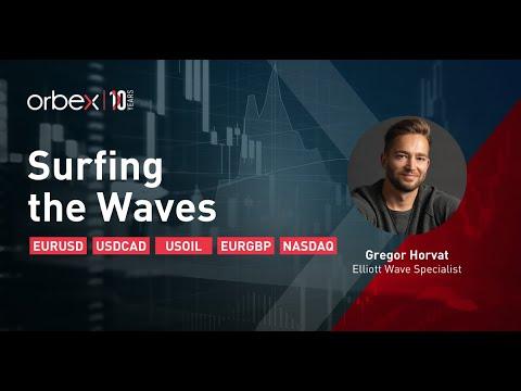 Orbex: Surfing the Waves with Gregor Horvat @Grega Horvat Elliott Wave Analysis