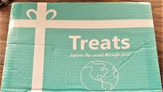 "(EPISODE 1,399) UNBOXING VIDEO: TRY TREATS.COM ""MARCH EDITION"" FRENCH SNACKS"