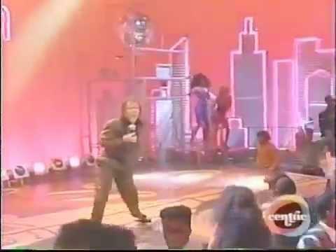 Soul Train 88' Performance - Johnny Kemp - Just Got Paid!
