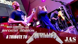 A Tribute To METALLICA Live At K Pub BBQ