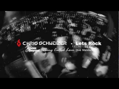Chris Schweizer - Lets Rock Vs Thing Called Love (live Mandarine)