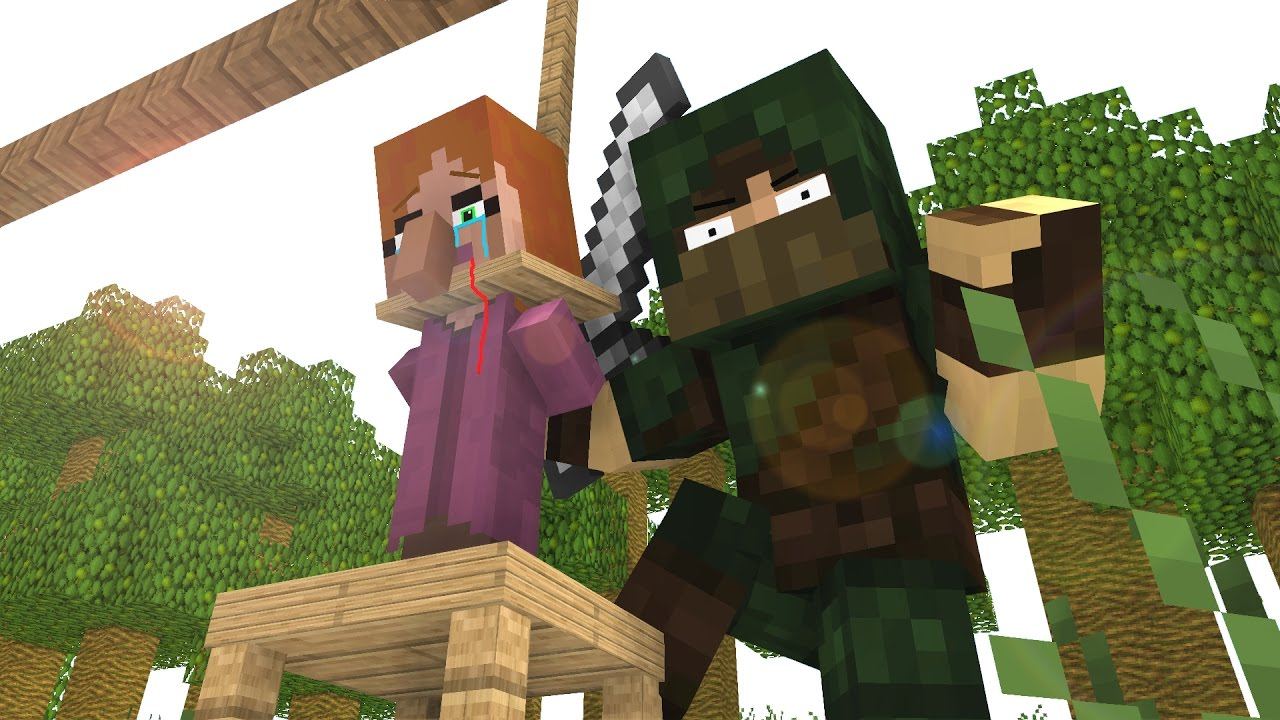 Villager Life 2 - Craftronix Minecraft Animation - YouTube