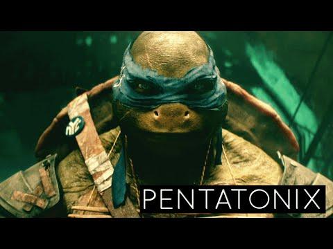Watch Pentatonix Give 'Teenage Mutant Ninja Turtles' Fans