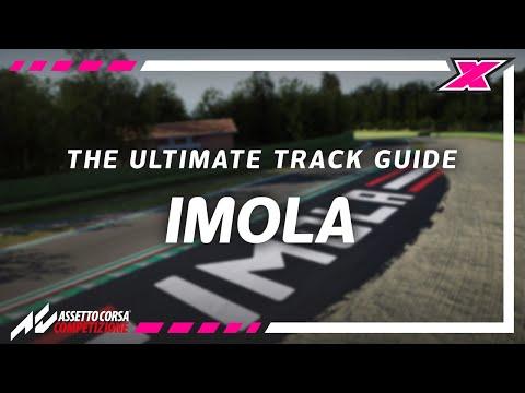 Imola | Assetto Corsa Competizione Track Guides | Traxion.GG | 4K |
