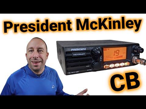 President McKinley CB