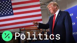 Trump Touts U.S.-Canada-Mexico Trade Deal in Wisconsin