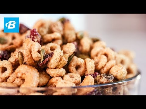 Protein Trail Mix | Quick Recipes