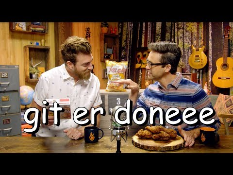 rhett and link being southern bois for 8 minutes straight