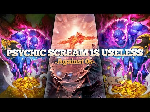 Psychic Scream is Useless, Everything Costs 0