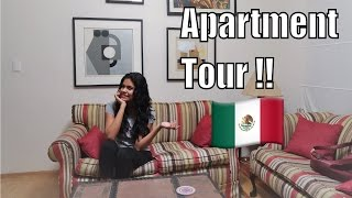 Gambar cover Our AirBnb in Mexico City  (Roma Norte) !