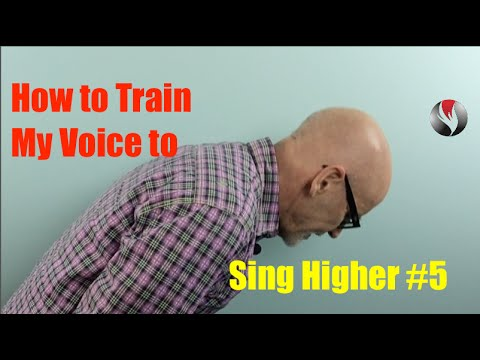 Ep.79: How to Train My Voice to Sing Higher #5 - Power To Sing