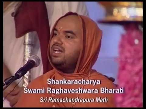 Shankaracharya Swami Raghaveshwara Bharati says about Amma