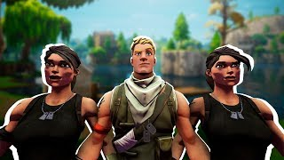 EL TRIO MAS LAMENTABLE DE FORTNITE
