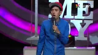 Download Mp3 Kemal Palevi @grand Final Stand Up Comedy Kompas Tv Season 2
