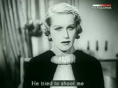 Kopia filmu W starym kinie   Pani minister tańczy 1937