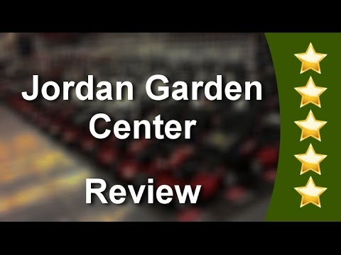 Jordan Garden Center Midvale  Wonderful 5 Star Review by Sherrie B.