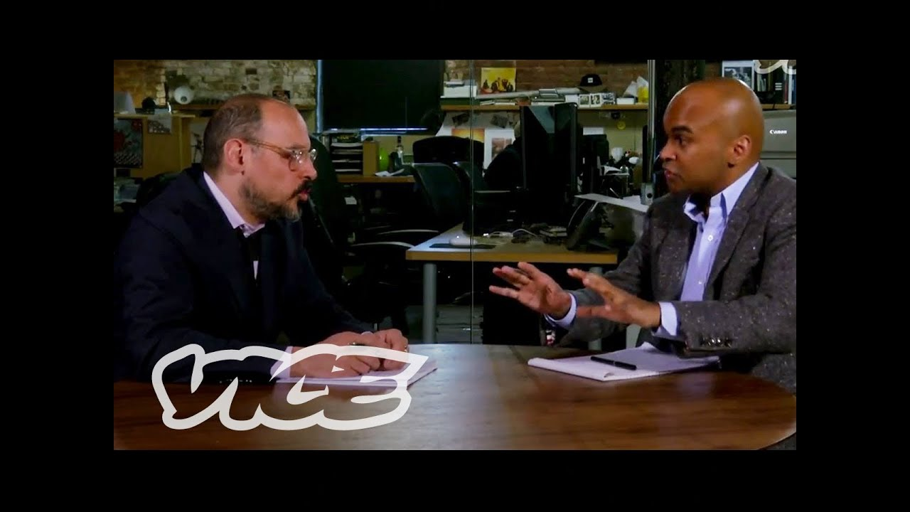 Reihan Salam on Iraq:  VICE Podcast 002
