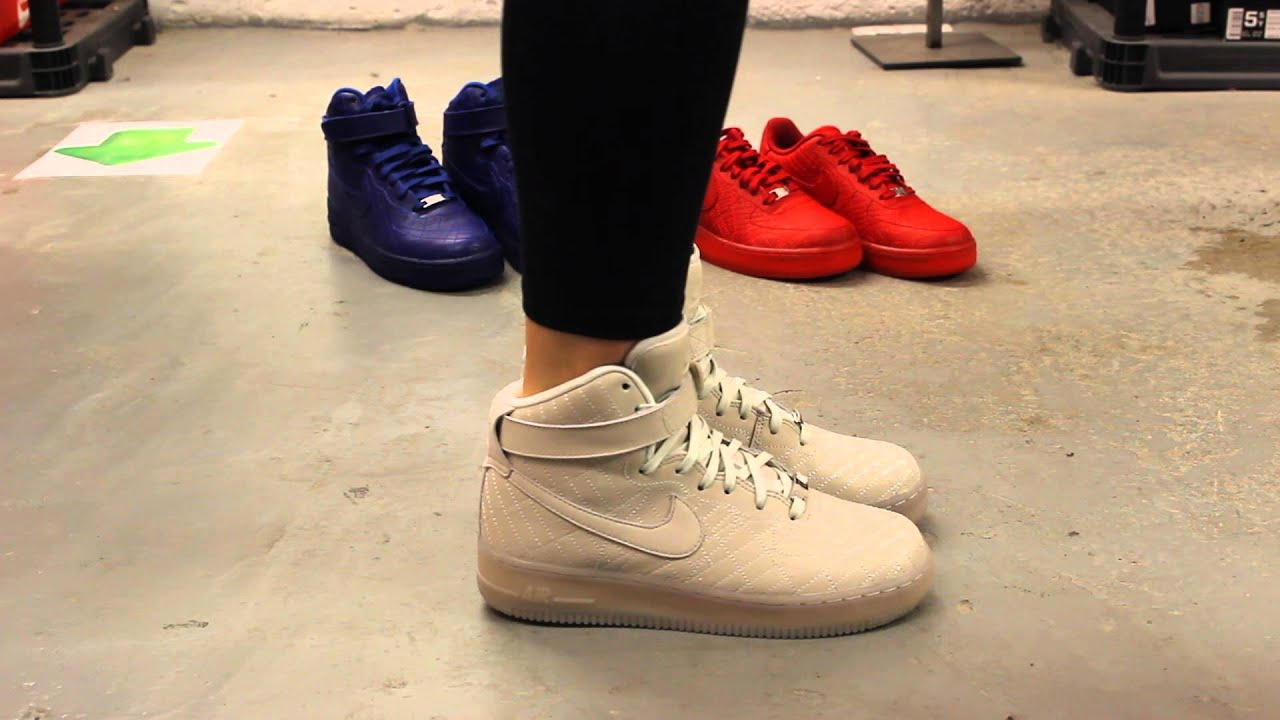 nike air force 1 hi fw qs ranking