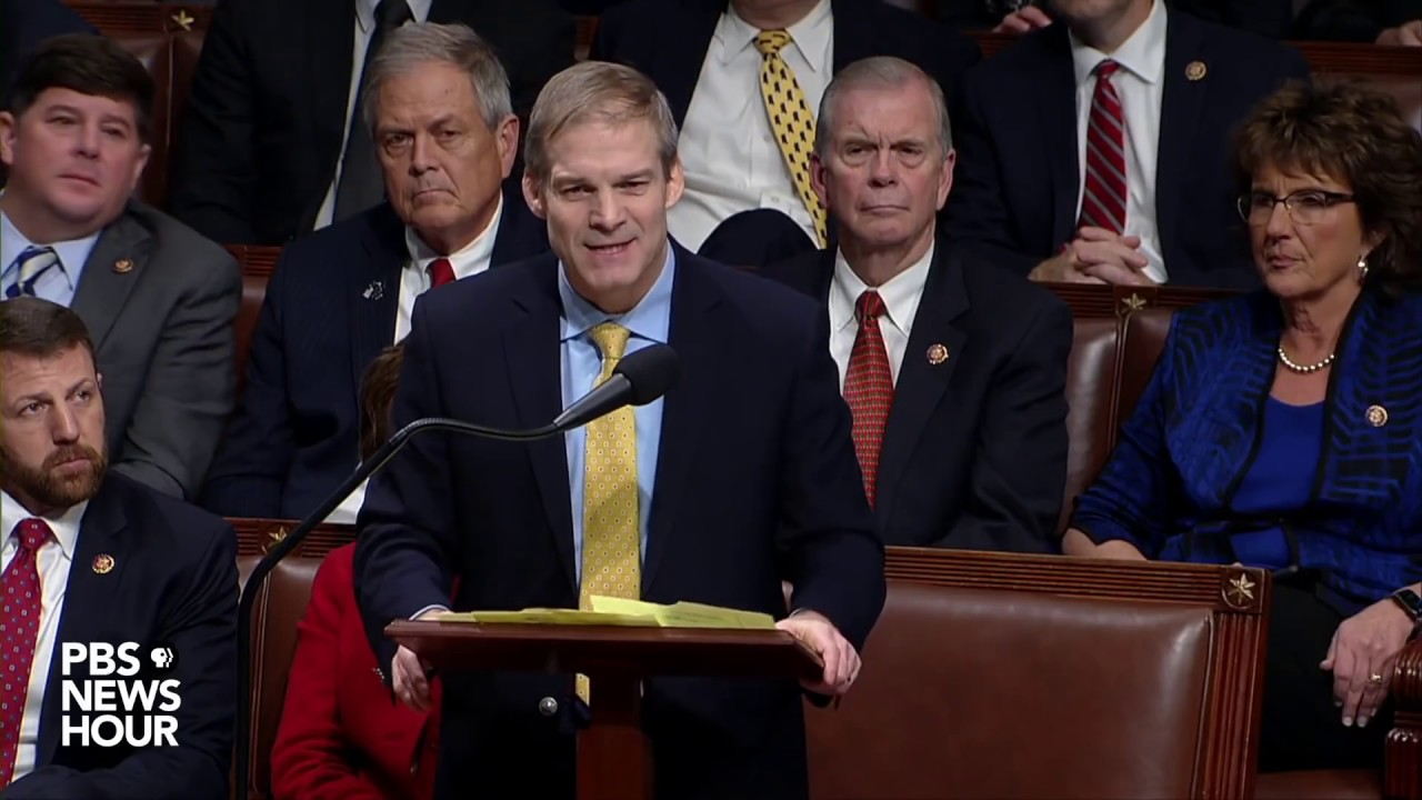 Watch Rep Jordan Claims Democrats Don T Care About The