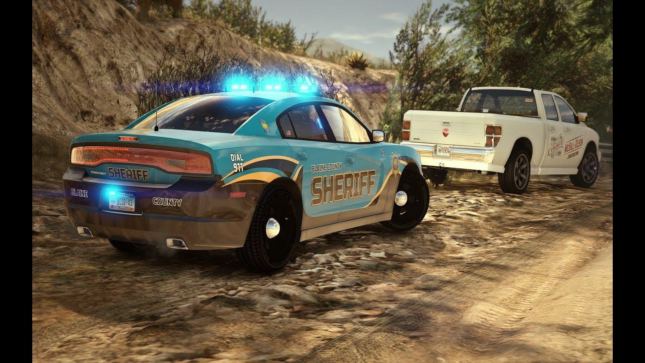 Law And Order Let's Patrol Sandy Shores | LSPDFR #245
