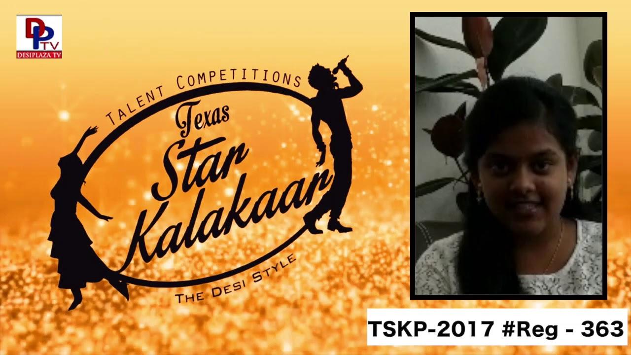 Reg# TSK2017P263- Texas Star Kalakaar 2017