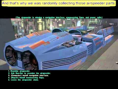 Star Wars KotOR 2: TSL walkthrough - Part 53 - Dealing with Serroco and Exchange opressors