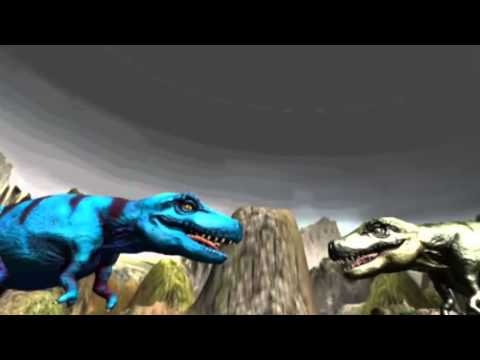 Dino Hunter HD: Silent Hills Teaser Trailer