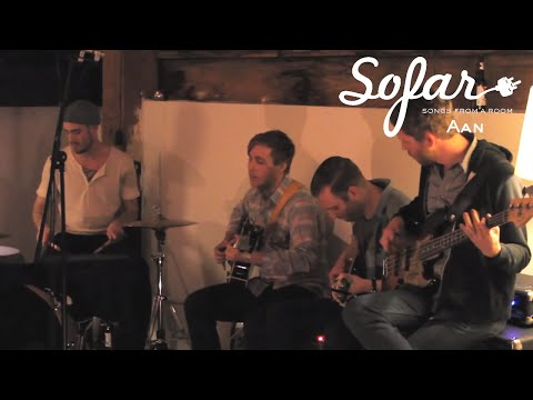 Aan - Take A Chance With Me (Roxy Music Cover) | Sofar Los Angeles