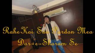 Pyaar Deewana Hota Hai Karaoke By Warsi's Production