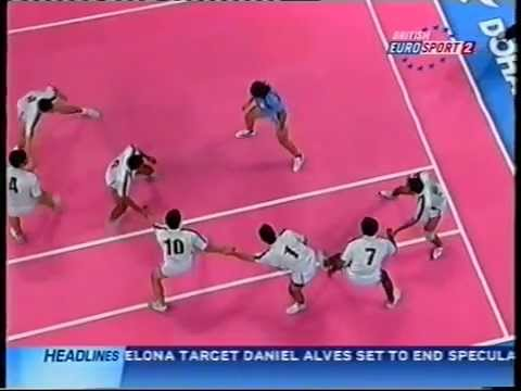 India VS Pakistan Kabaddi DOHA 2006
