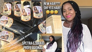 """SPETRA EZBRAID PROFESSIONAL ITCH FREE HAIR """"REVIEW"""""""