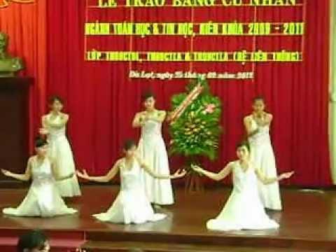 múa bảy sắc cầu vồng tnk34