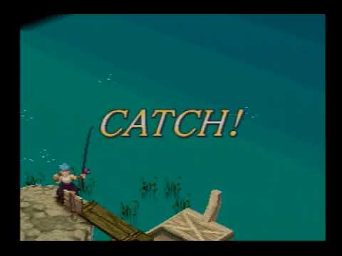 ファイア ブレス 釣り オブ 2 ブレスオブファイア ストーリー攻略「風の村の問題を解決」