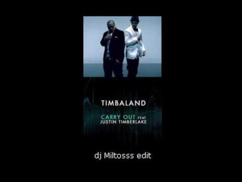 Timbaland ft. Justin Timberlake - Carry Out (DjM Edit Mix)