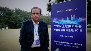 Pakistanis are eager to read more China-related English reports, says PTV producer