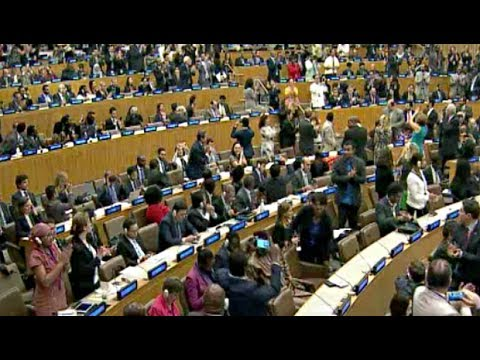 UN Adopts Historic Nuclear Weapons Ban over US-Led Opposition