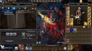 Drakensang Online - Magic33 - Spending 4000 Clovers/Stats